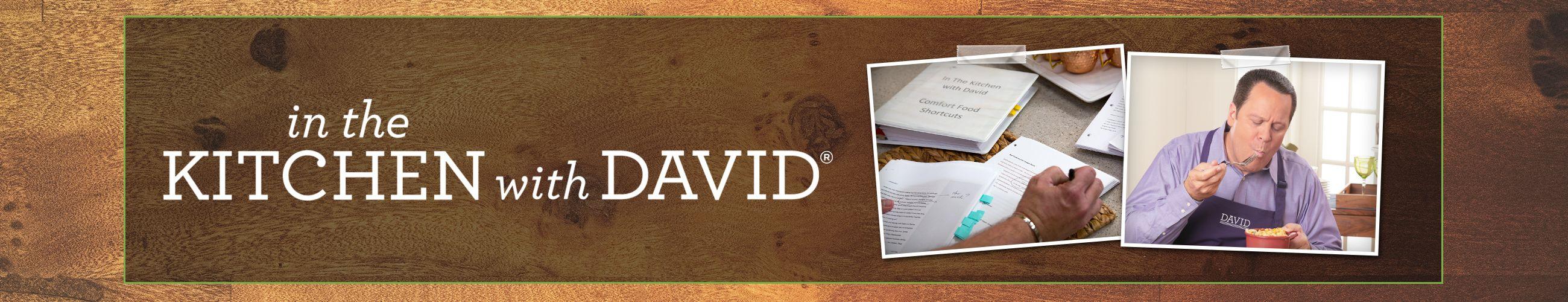 In The Kitchen With David® U2014 QVC.com