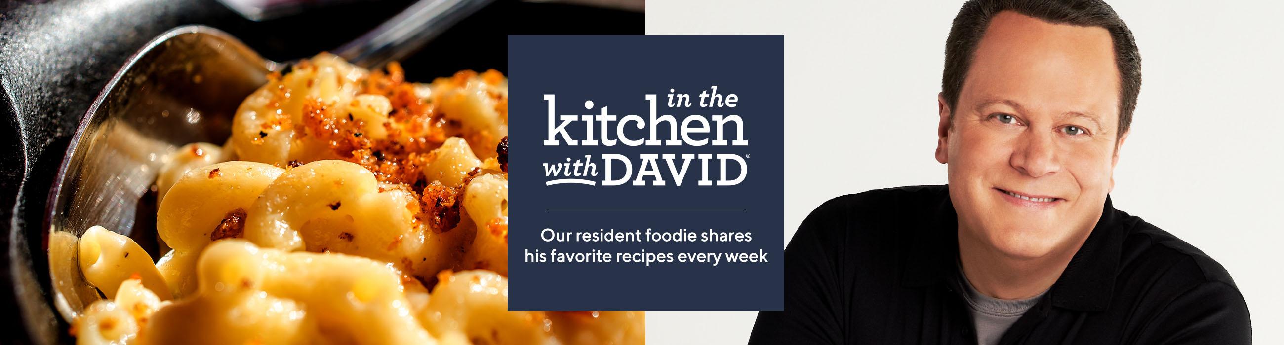 David Venable\'s Recipes — QVC.com