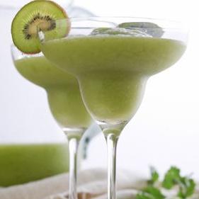 Kiwi Cilantro Margarita