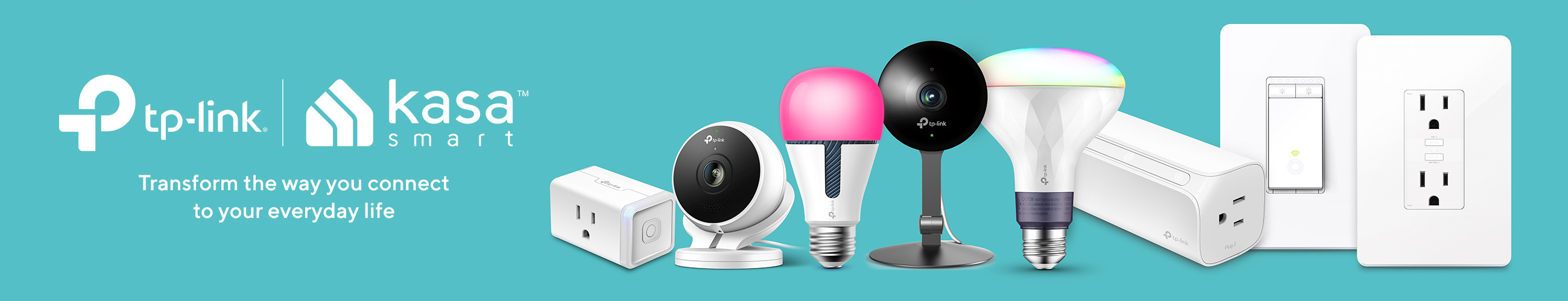 TP-Link — Transform the way you connect to your everyday life