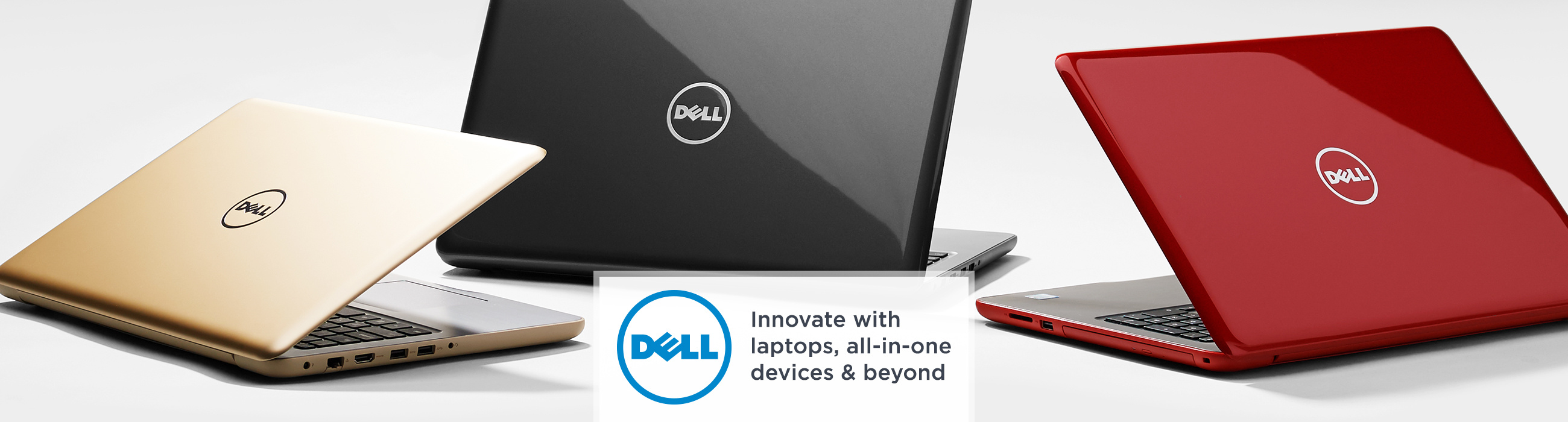 Dell. Innovate with laptops, all-in-one devices & beyond