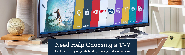 Need help choosing a TV
