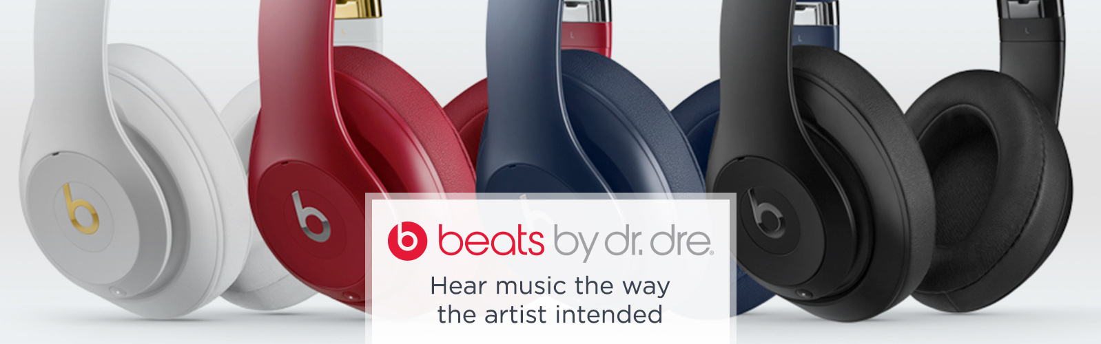 Beats — Hear music the way the artist intended
