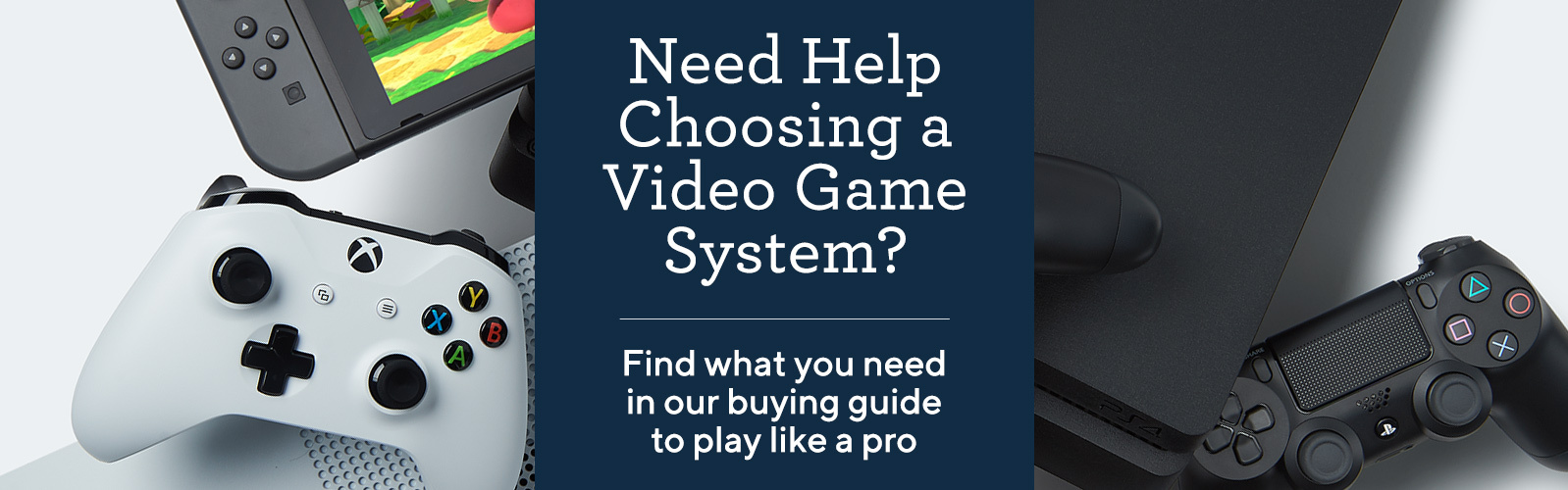 Need Help Choosing a Video Game System  Find what you need in our buying  guide ... 9ad49805e1