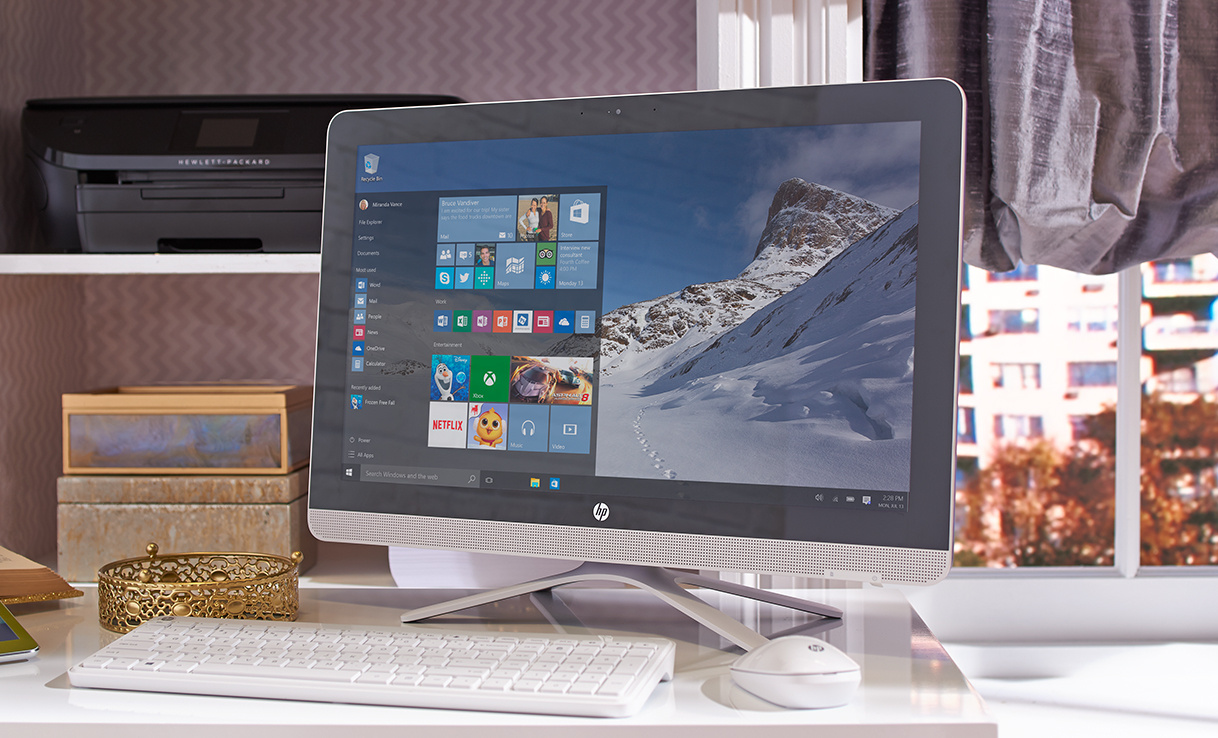 The Reliable Workhorse: Desktop PCs