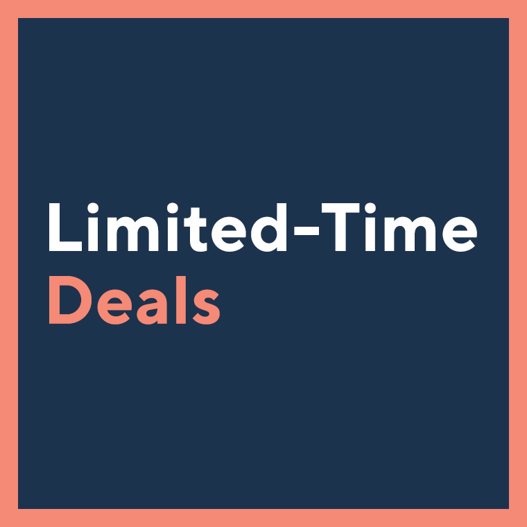 Limited-Time Deals