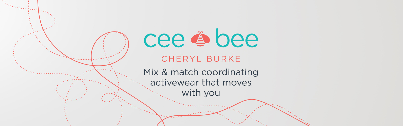 cee bee  Mix & match coordinating activewear that moves with you