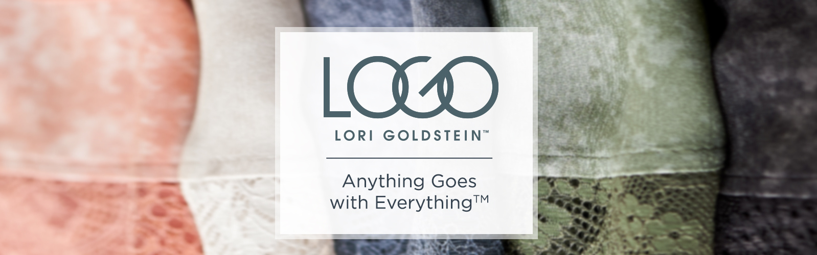 LOGO by Lori Goldstein - Anything Goes with Everything