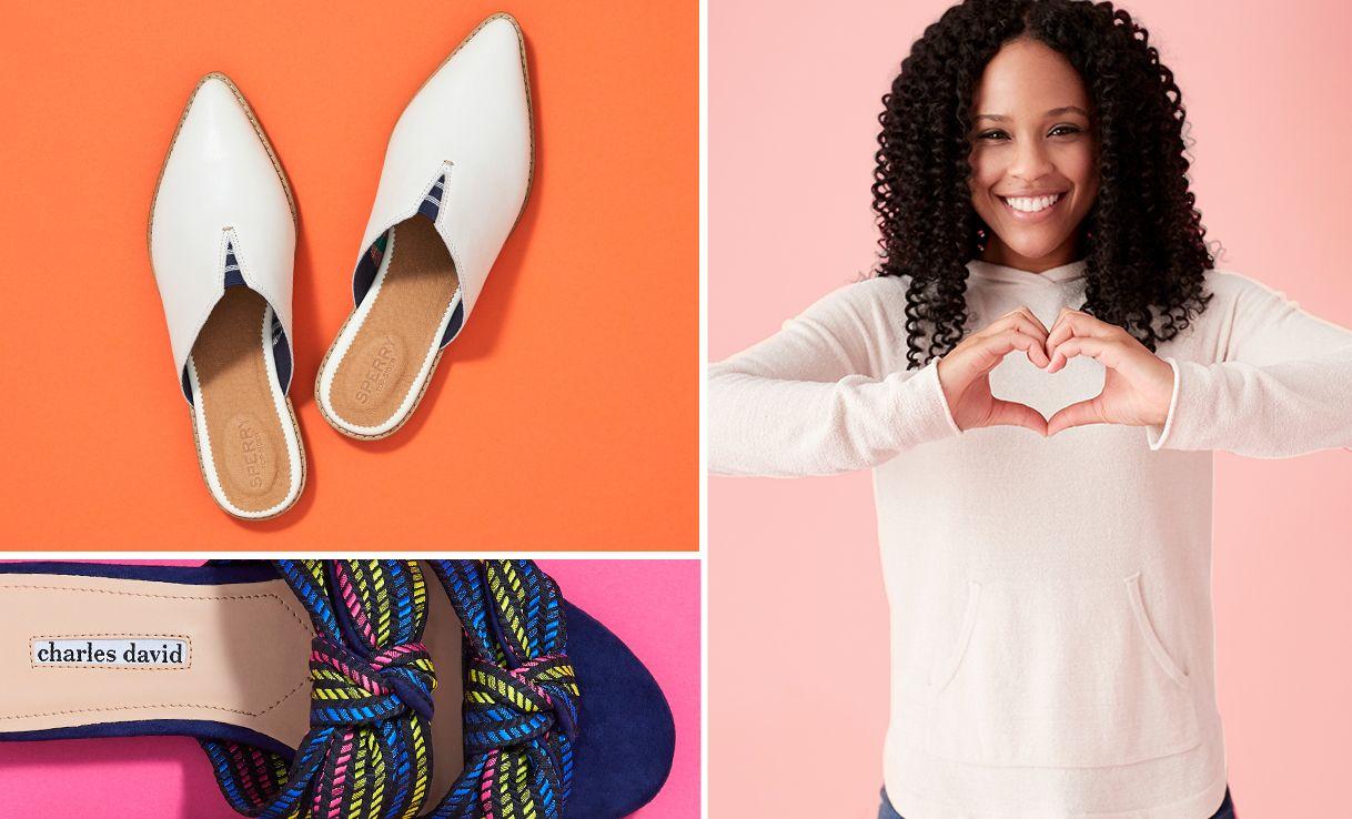"QVC Presents ""FFANY Shoes on Sale"