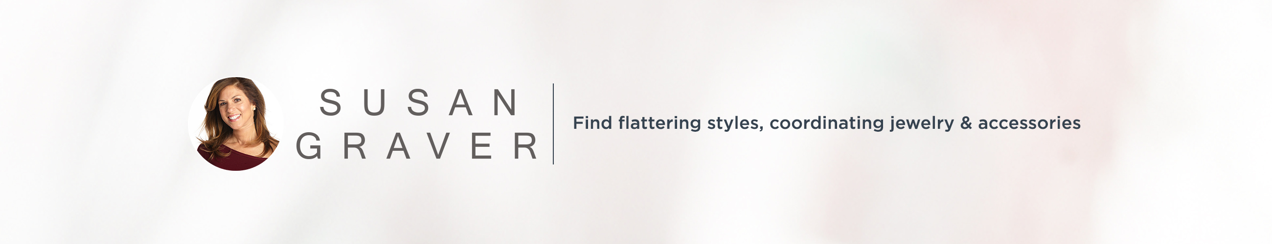 Susan Graver Fashion, Find flattering styles, coordinating jewelry & accessories