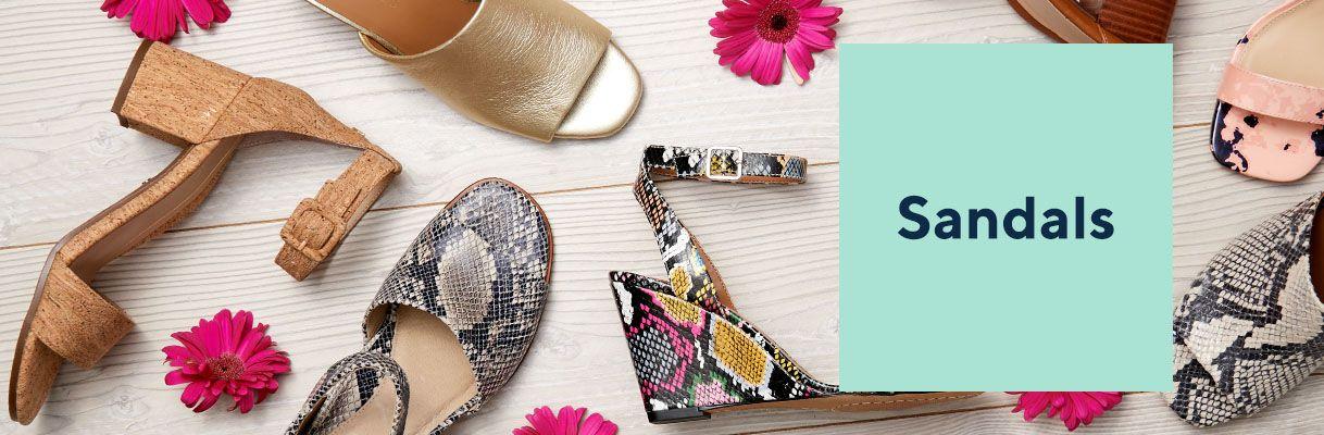 Spring Style Sale - Shoes — QVC.com