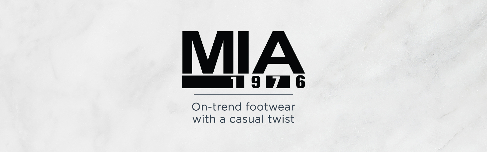 Mia - On-trend footwear with a casual twist