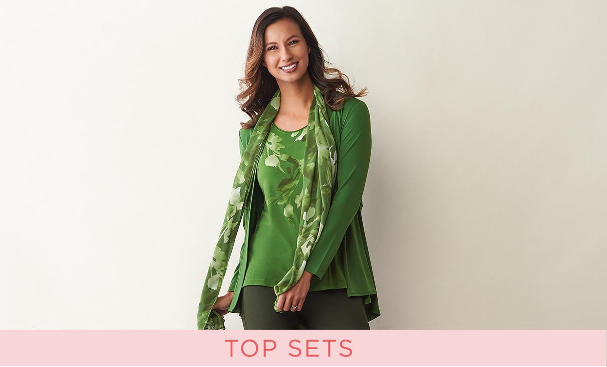 551454666c0e Fashion Sets. Top Sets. Outfits