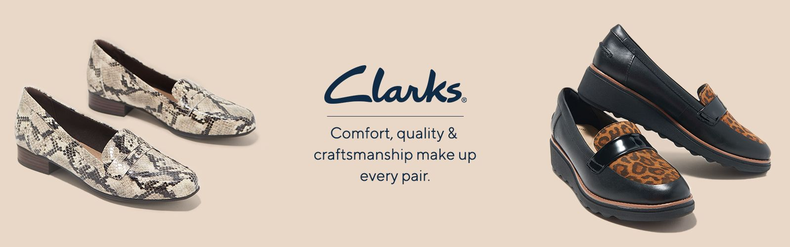 Clarks — Women's Clogs, Loafers, Mary