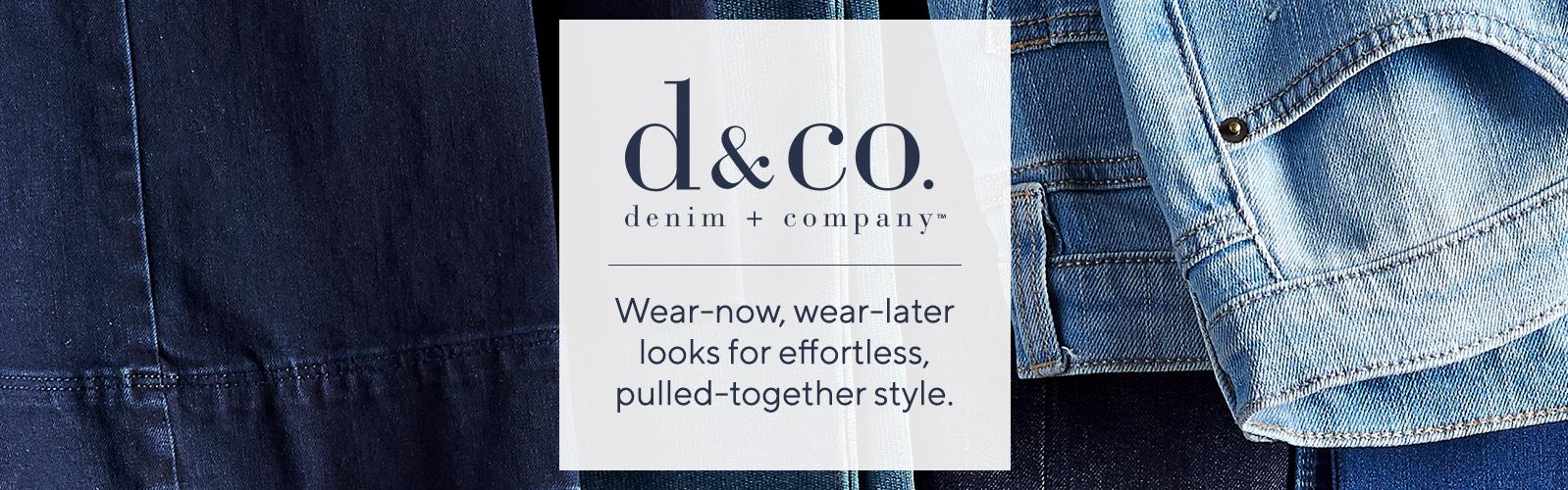 Denim Co Fashion Clothing Qvc Com