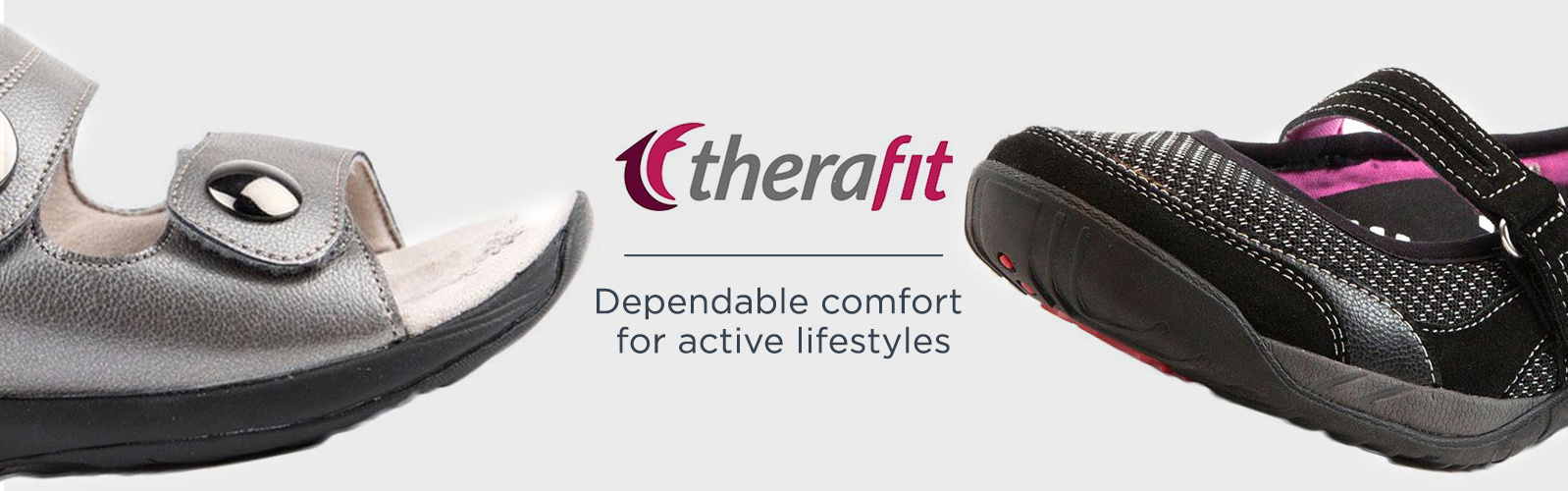 Therafit  — Dependable comfort for active lifestyles