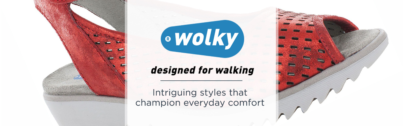Wolky — Intriguing styles that champion everyday comfort