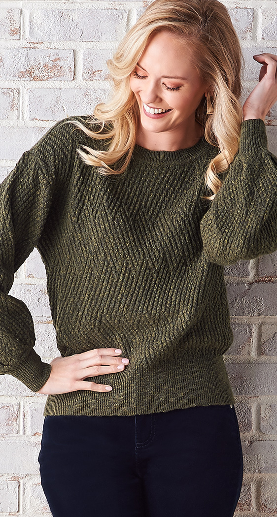 Women s Sweaters — QVC.com 66e65d699
