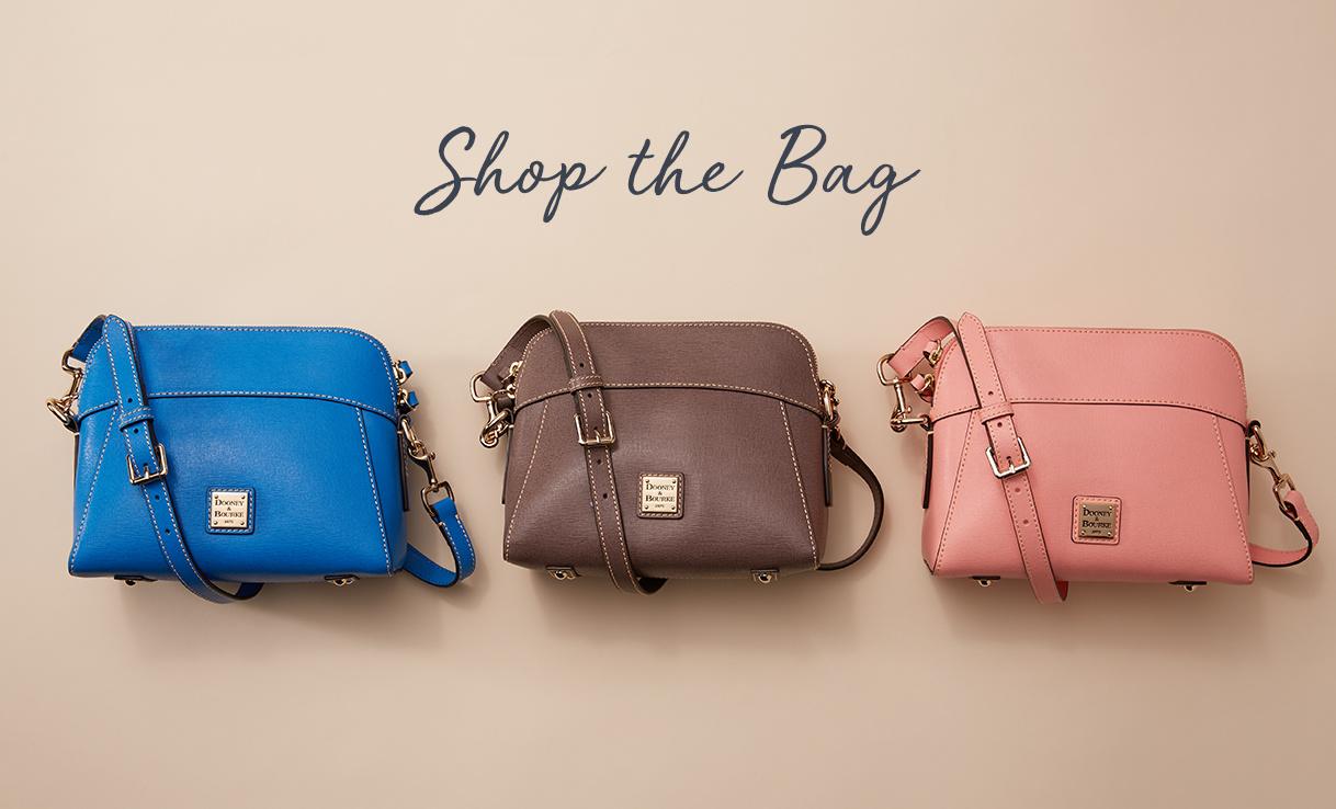 Dooney   Bourke — Leather Handbags   Mini Bags — QVC.com ca17e18f13
