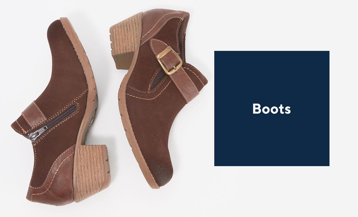 brand new 6f046 c50ce Earth Brands Footwear — Women's Designer Shoes — QVC.com