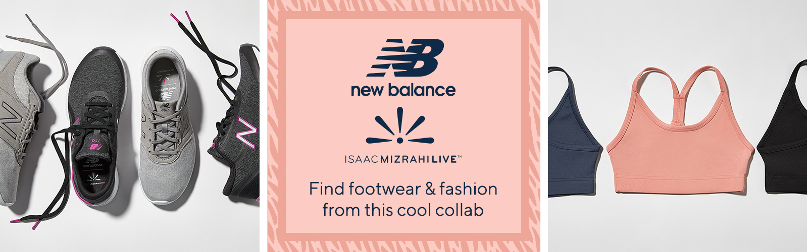 IML x New Balance Find footwear & fashion from this cool collab