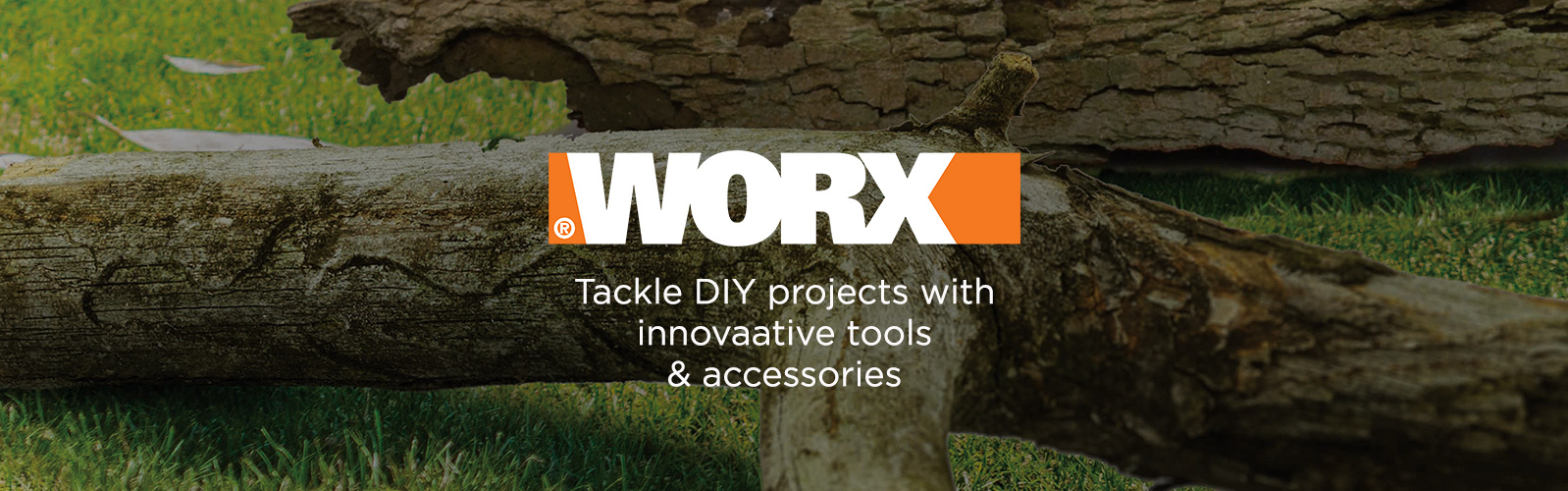 Worx — Tackle DIY projects with innovative tools & accessories