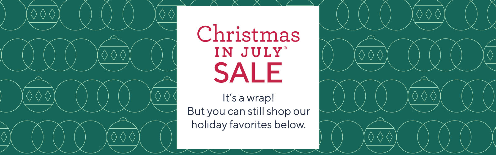 Christmas In July Qvc.Christmas In July Sale Shop Everything Christmas Qvc Com