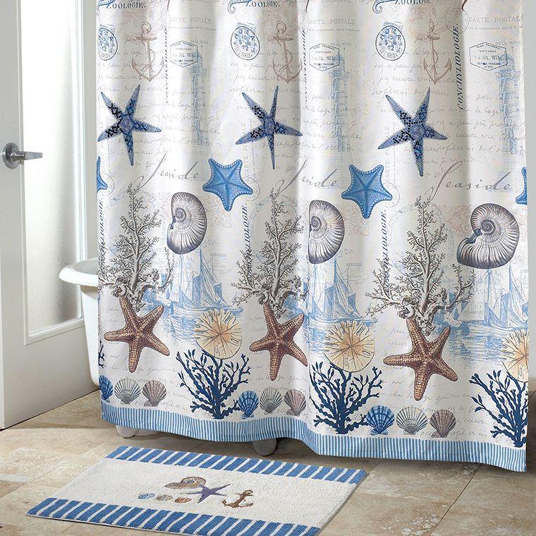 Bath Bathroom Accessories Décor, Bathroom Sets With Shower Curtain And Rugs