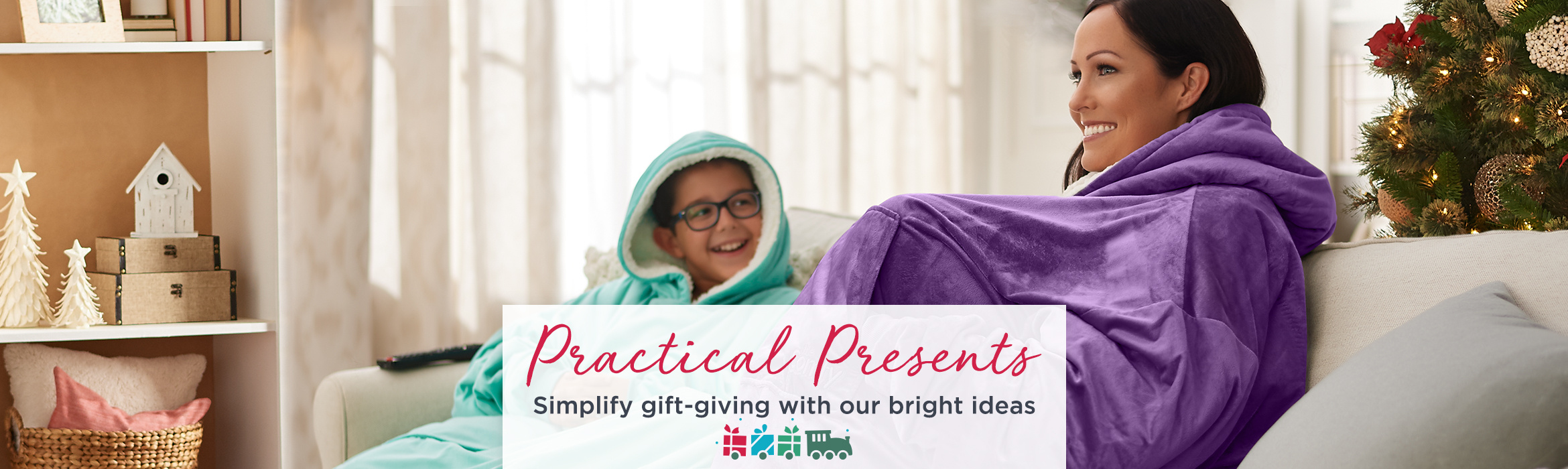 Practical Presents. Simplify gift-giving with our bright ideas