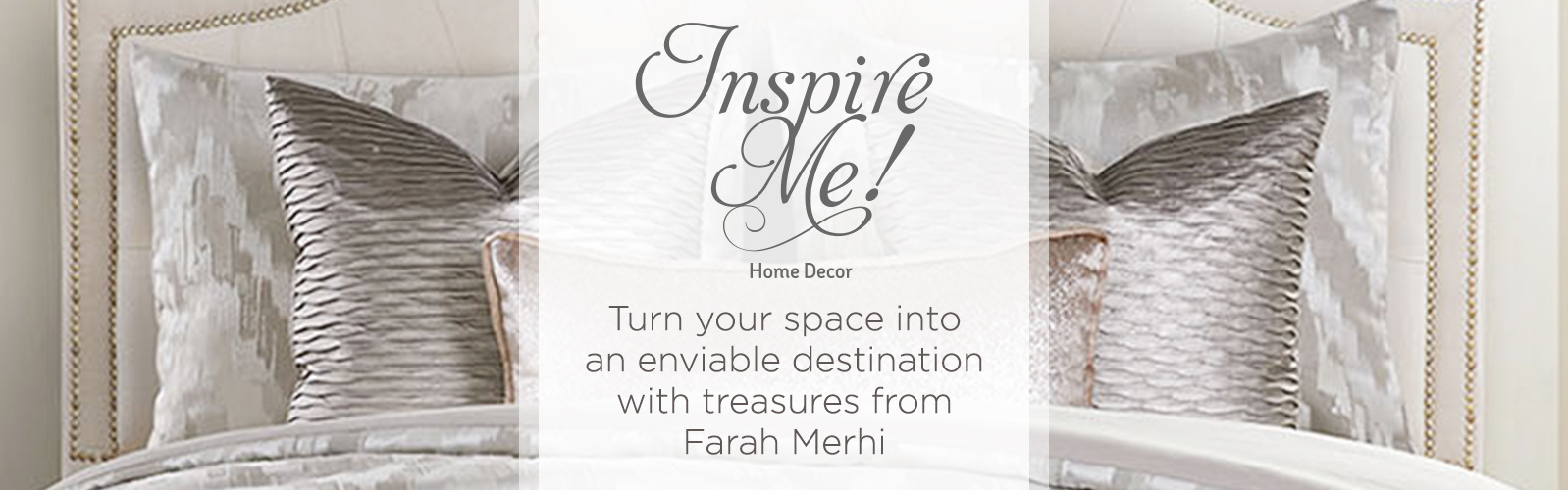 Inspire Me Home Decor Qvc Com