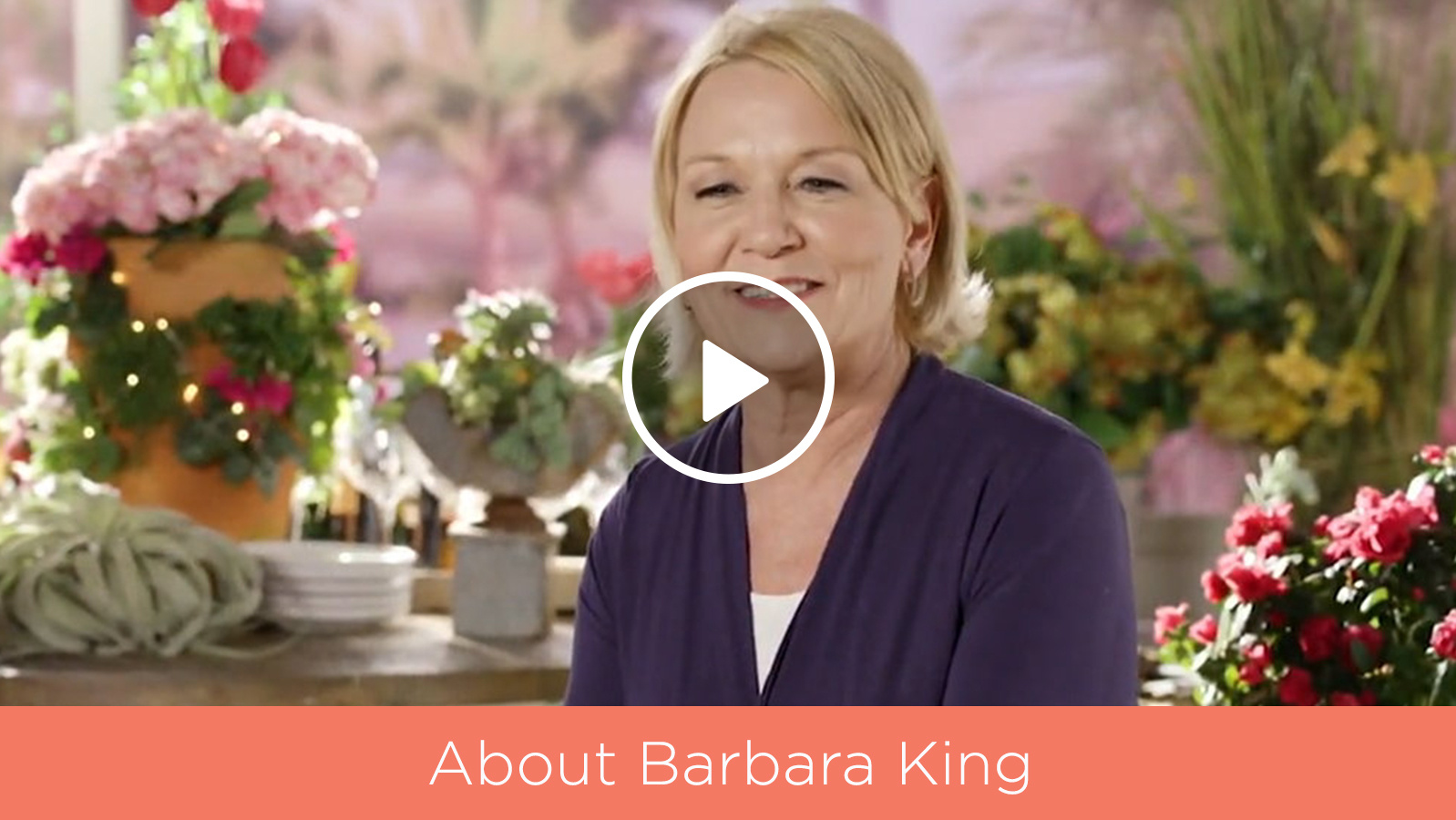 About Barbara King