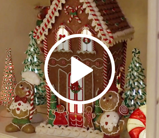Home Sweet Gingerbread