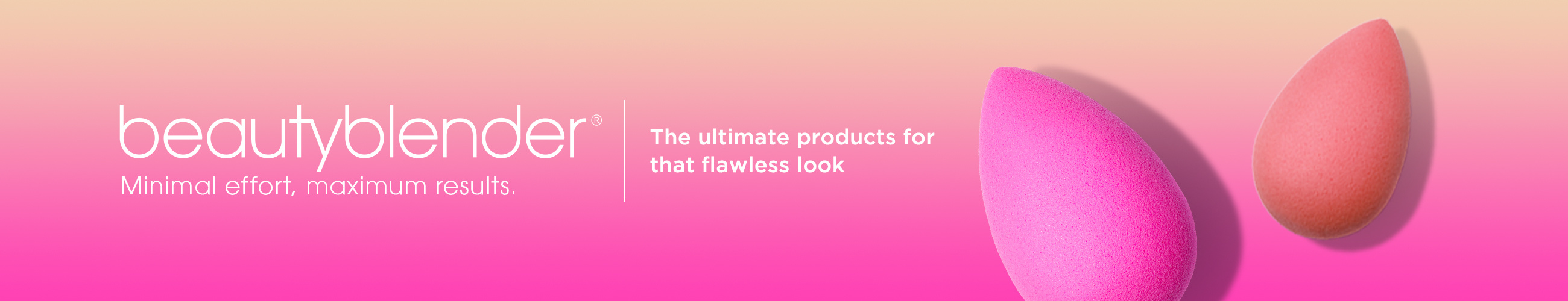 beautyblender — The ultimate products for that flawless look