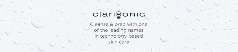 Clarisonic,  Cleanse & prep with one of the leading names in technology-based skin care