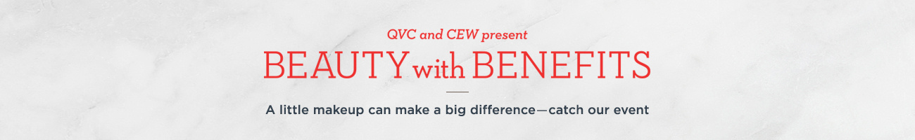 Beauty with Benefits: A little makeup can make a big difference―catch our event