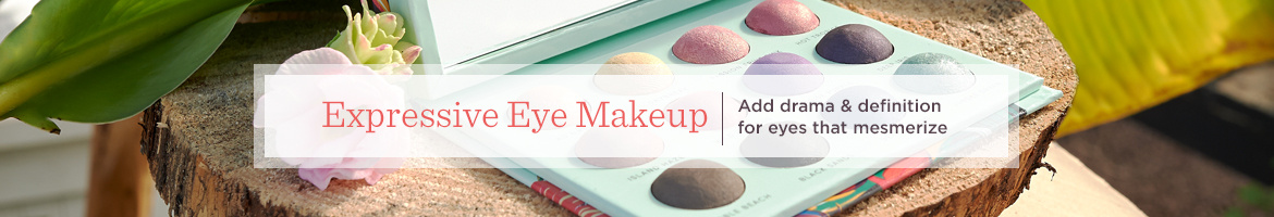 Expressive Eye Makeup  Add drama & definition for eyes that mesmerize
