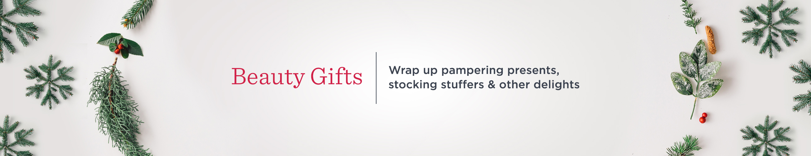 Beauty Gifts  Wrap up pampering presents, stocking stuffers & other delights