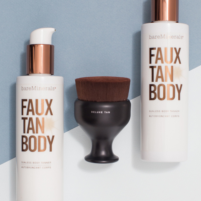 Super-Size Faux Tan Set