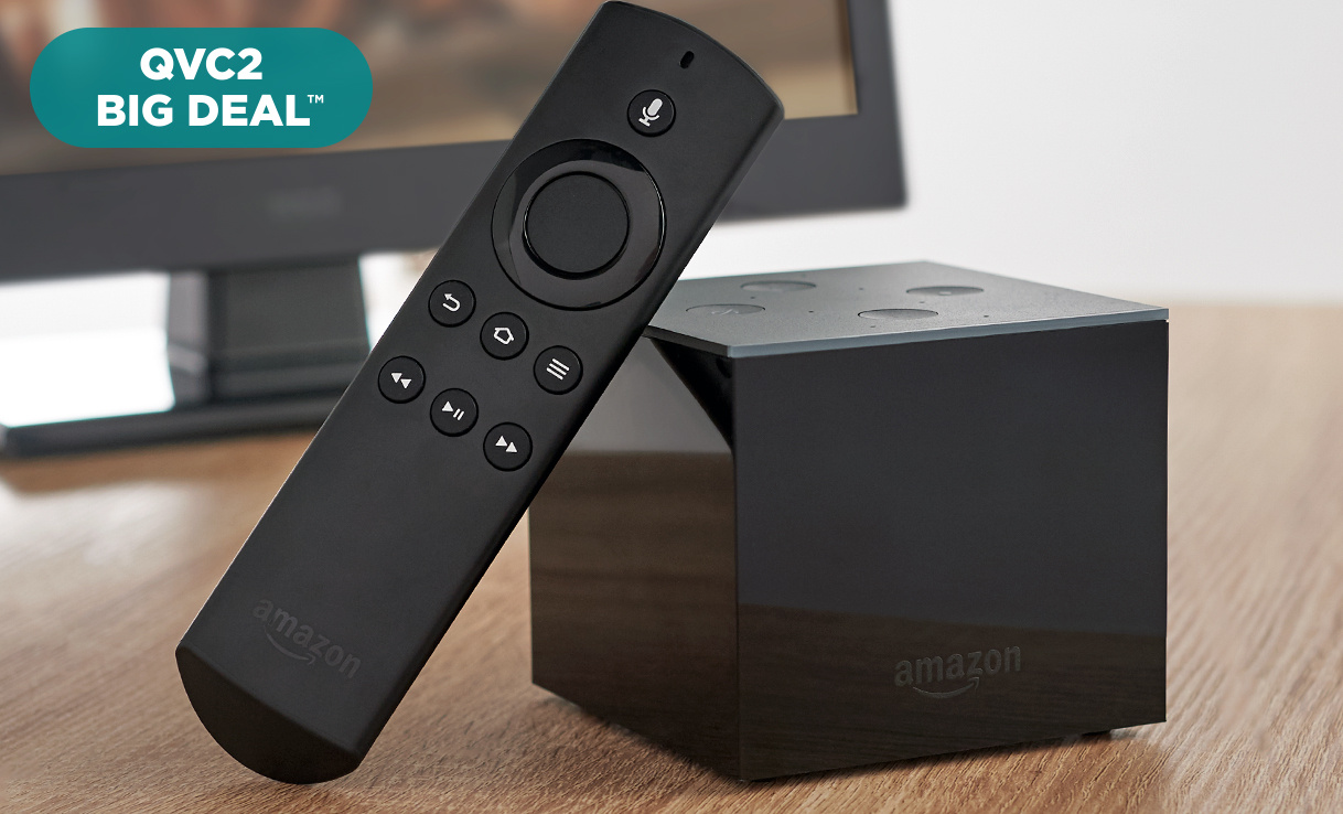 QVC2 Big Deal™ — Amazon Fire TV Cube