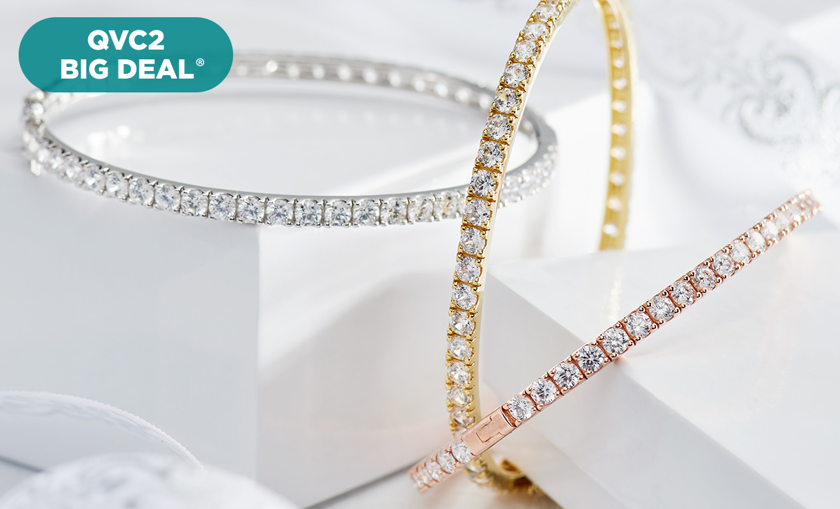 QVC2 Big Deal® — Diamonique® on Easy Pay