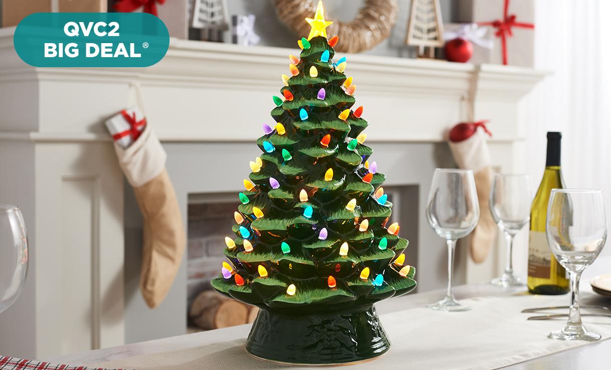 QVC2 Big Deal® — Mr. Christmas Tree