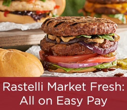 Rastelli Market Fresh: All on Easy Pay
