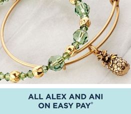 All Alex and Ani on Easy Pay®