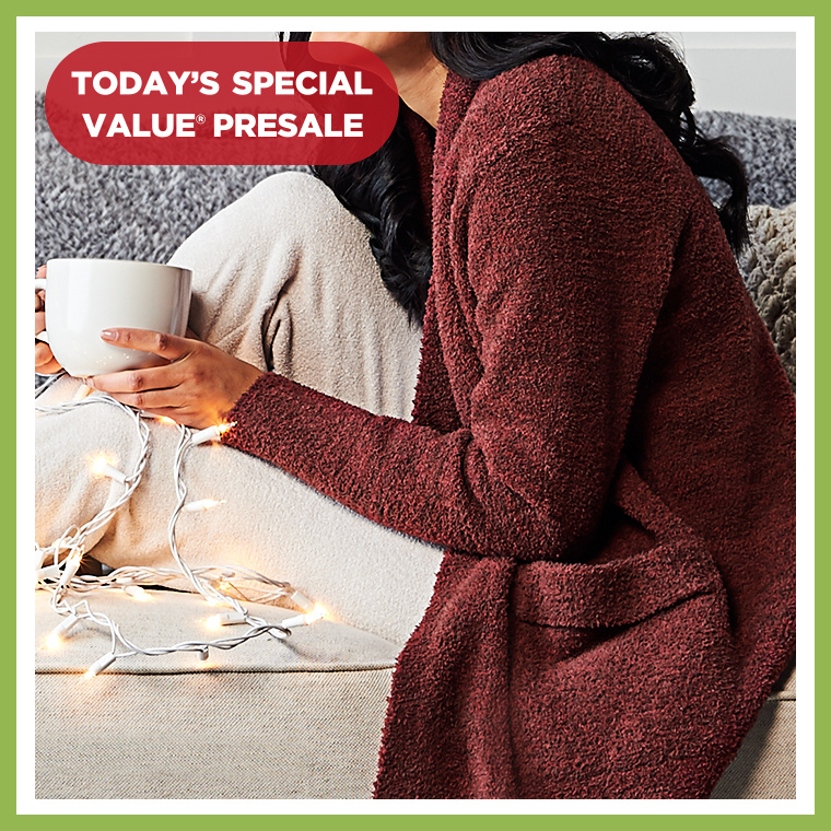 Today's Special Value® Presale