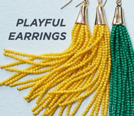 Playful Earrings