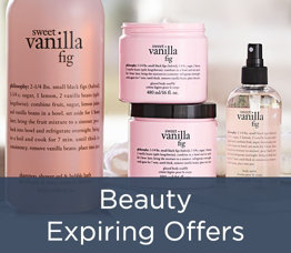 Beauty Expiring Offers