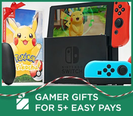 Gamer Gifts for 5+ Easy Pays