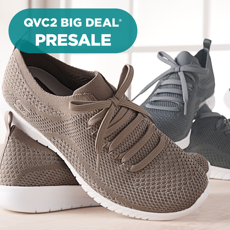 QVC2 Big Deal® Presale — Skechers: Easy Pay®