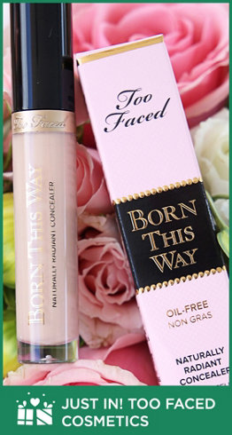 Just In! Too Faced Cosmetics