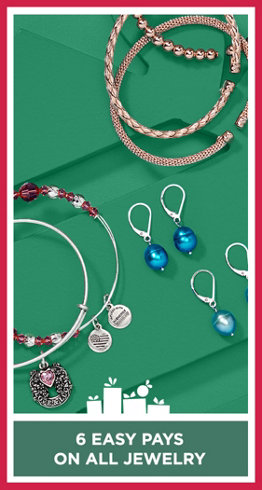 6 Easy Pays on All Jewelry